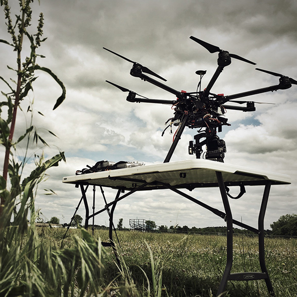 blackburrow creative aerial rig